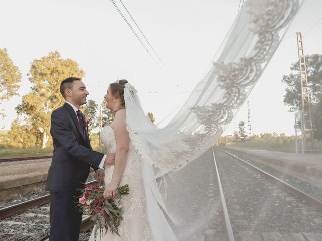 La boda de Raul y Elisabet en Sevilla, Sevilla 10