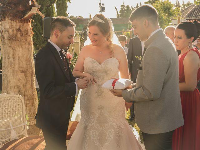 La boda de Raul y Elisabet en Sevilla, Sevilla 11
