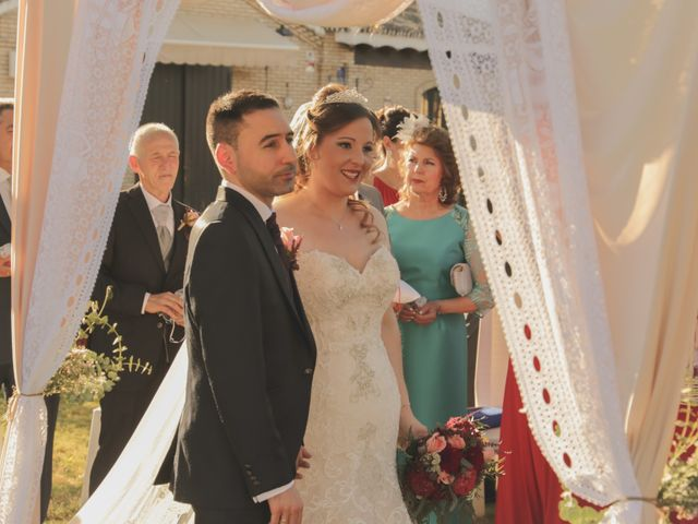 La boda de Raul y Elisabet en Sevilla, Sevilla 12