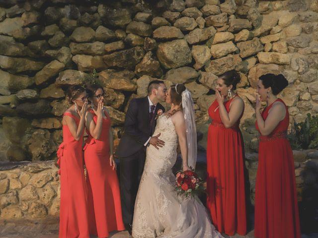 La boda de Raul y Elisabet en Sevilla, Sevilla 15