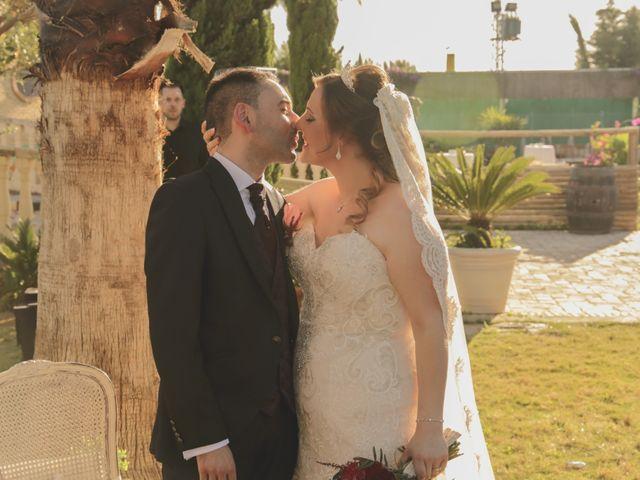 La boda de Raul y Elisabet en Sevilla, Sevilla 18