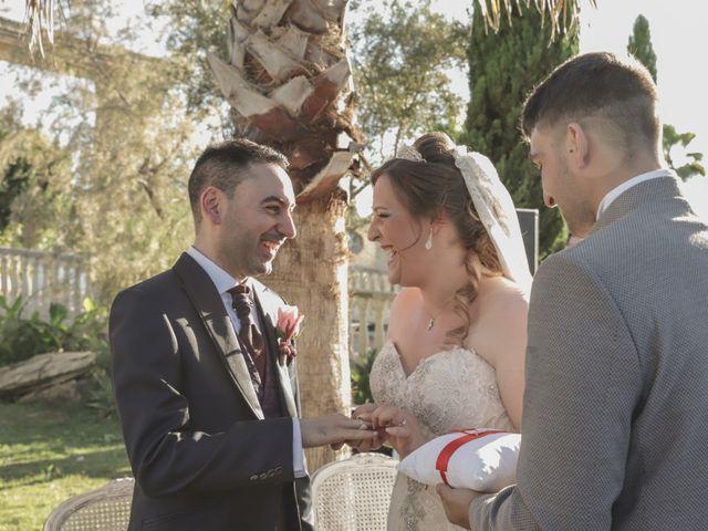 La boda de Raul y Elisabet en Sevilla, Sevilla 20