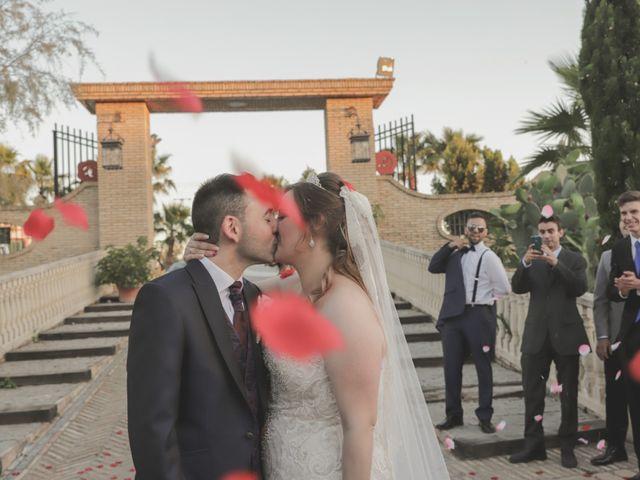 La boda de Raul y Elisabet en Sevilla, Sevilla 21