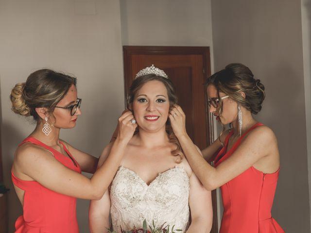 La boda de Raul y Elisabet en Sevilla, Sevilla 22