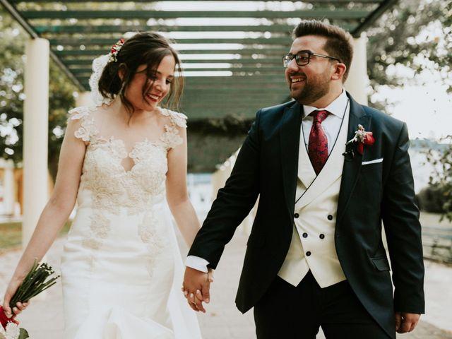 La boda de Jéssica y Jonatan