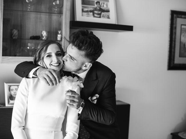 La boda de Brígido y Mamen en Granada, Granada 34