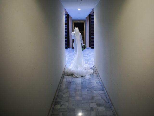 La boda de Brígido y Mamen en Granada, Granada 35