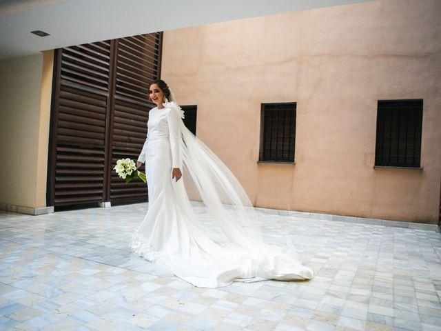 La boda de Brígido y Mamen en Granada, Granada 36