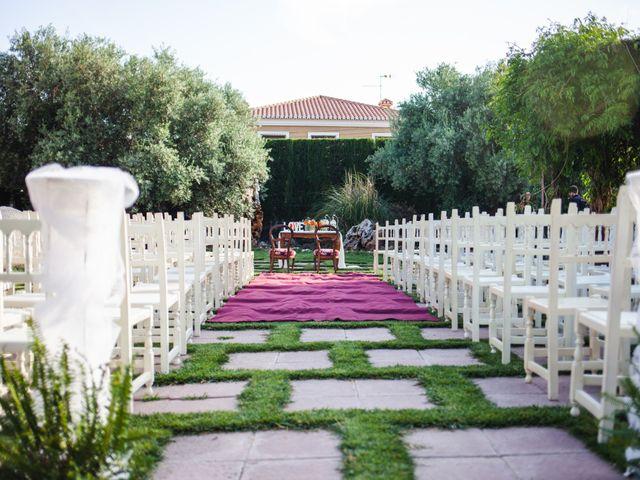 La boda de Brígido y Mamen en Granada, Granada 39