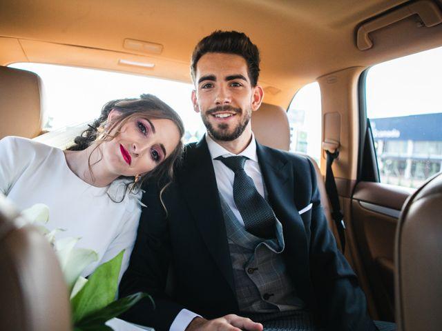 La boda de Brígido y Mamen en Granada, Granada 42