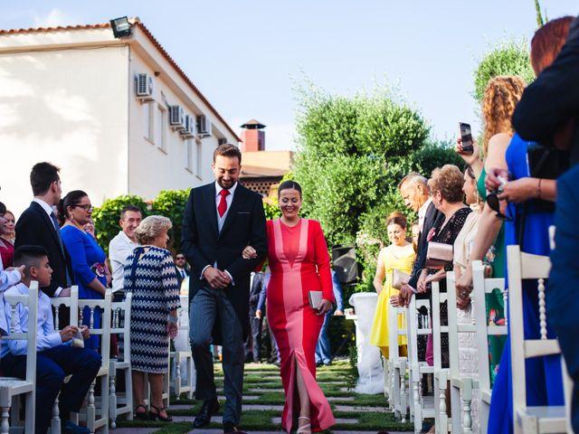La boda de Brígido y Mamen en Granada, Granada 44
