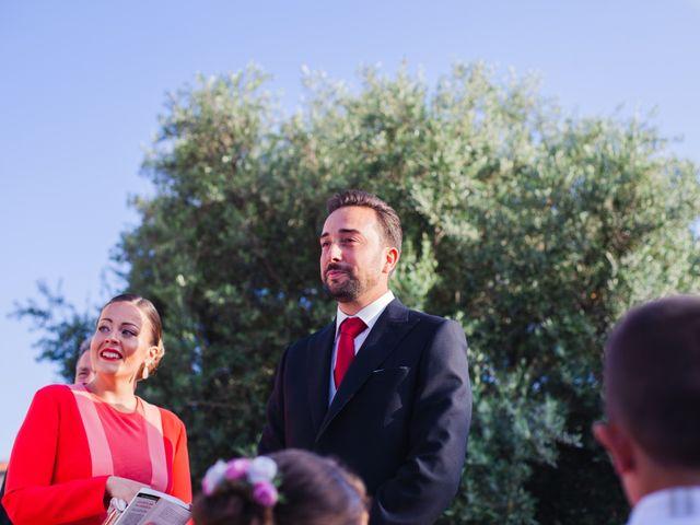 La boda de Brígido y Mamen en Granada, Granada 47
