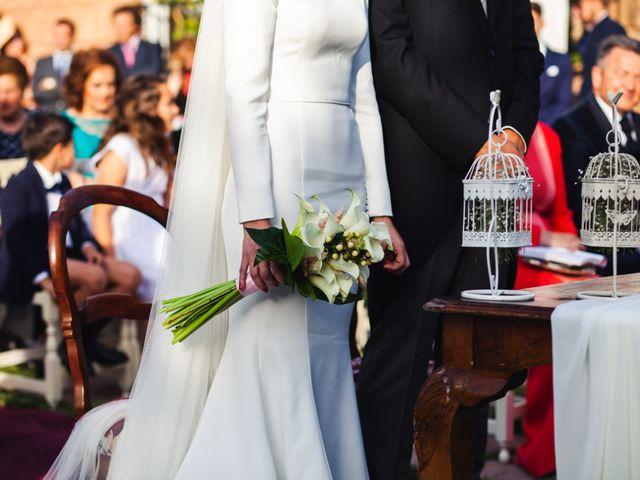 La boda de Brígido y Mamen en Granada, Granada 49
