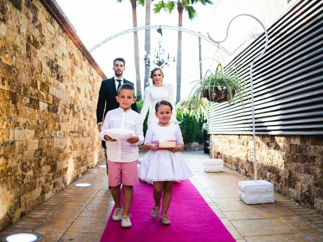 La boda de Brígido y Mamen en Granada, Granada 50