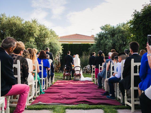 La boda de Brígido y Mamen en Granada, Granada 52