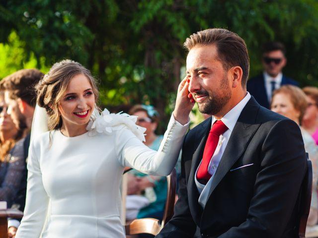La boda de Brígido y Mamen en Granada, Granada 54