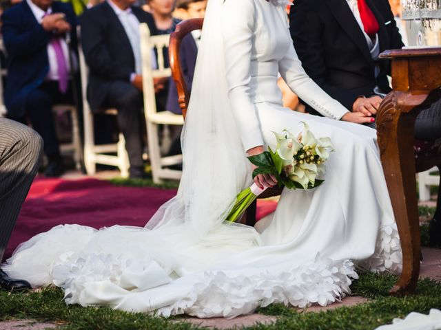 La boda de Brígido y Mamen en Granada, Granada 1