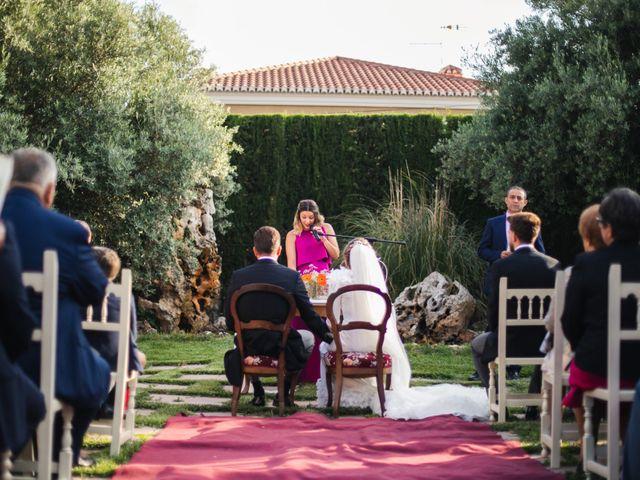 La boda de Brígido y Mamen en Granada, Granada 56