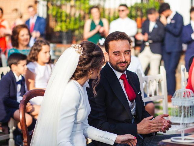 La boda de Brígido y Mamen en Granada, Granada 57