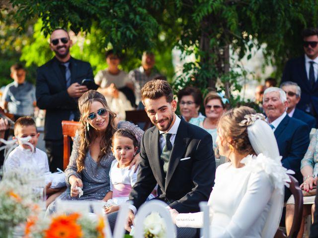 La boda de Brígido y Mamen en Granada, Granada 58