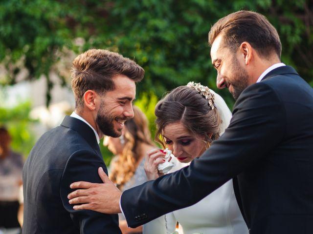 La boda de Brígido y Mamen en Granada, Granada 59