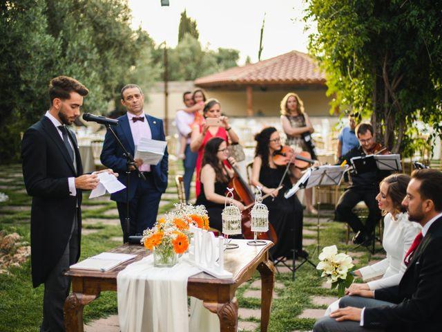 La boda de Brígido y Mamen en Granada, Granada 60