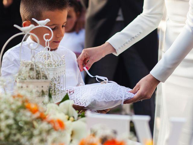 La boda de Brígido y Mamen en Granada, Granada 61