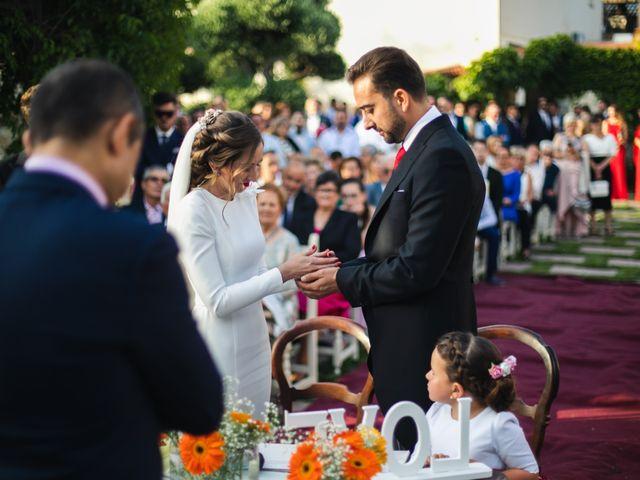 La boda de Brígido y Mamen en Granada, Granada 66