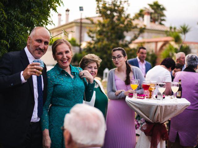 La boda de Brígido y Mamen en Granada, Granada 74