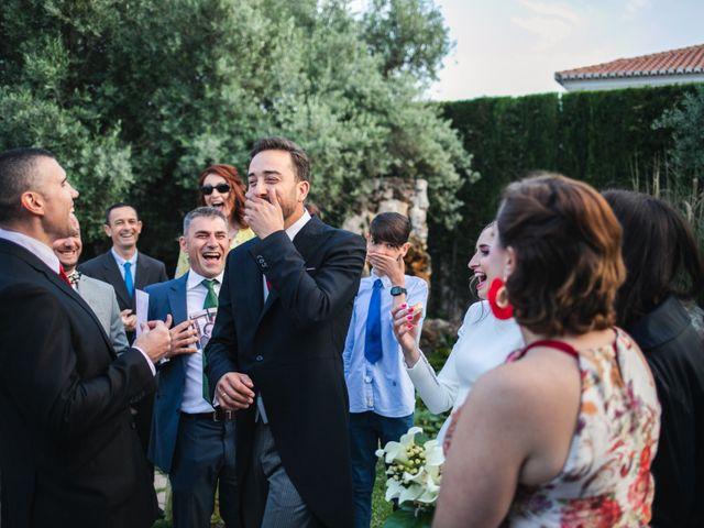 La boda de Brígido y Mamen en Granada, Granada 78