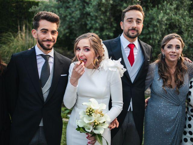 La boda de Brígido y Mamen en Granada, Granada 79