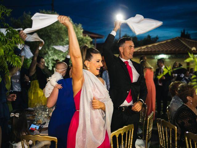 La boda de Brígido y Mamen en Granada, Granada 83