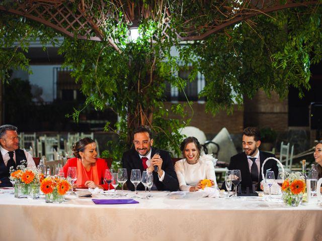 La boda de Brígido y Mamen en Granada, Granada 89
