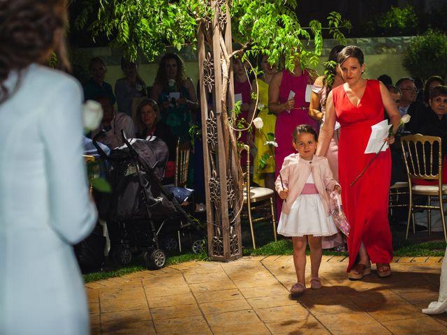 La boda de Brígido y Mamen en Granada, Granada 92
