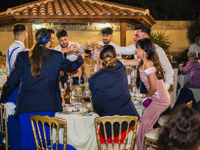 La boda de Brígido y Mamen en Granada, Granada 95