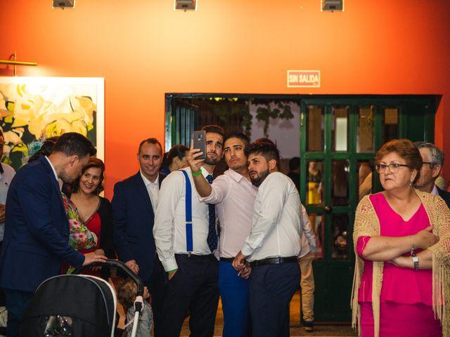 La boda de Brígido y Mamen en Granada, Granada 99