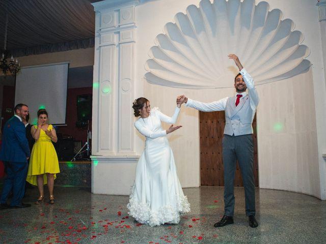La boda de Brígido y Mamen en Granada, Granada 109