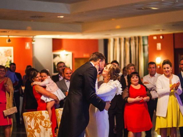 La boda de Brígido y Mamen en Granada, Granada 111