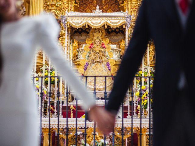 La boda de Brígido y Mamen en Granada, Granada 120