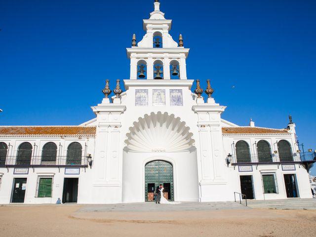 La boda de Brígido y Mamen en Granada, Granada 122