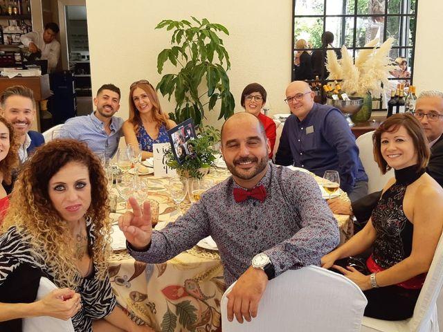 La boda de Ricardo y Isabel en Alacant/alicante, Alicante 1