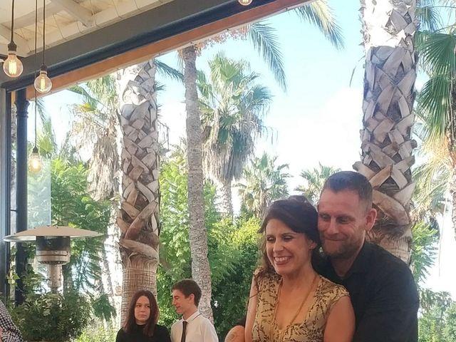La boda de Ricardo y Isabel en Alacant/alicante, Alicante 4