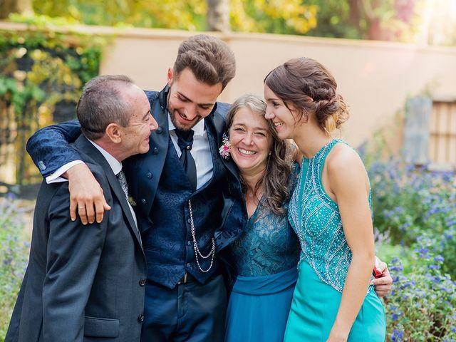 La boda de José y Alejandra en Alfajarin, Zaragoza 25
