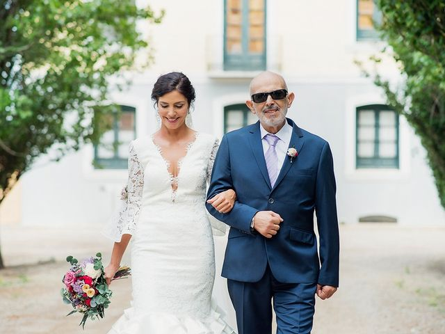 La boda de José y Alejandra en Alfajarin, Zaragoza 28