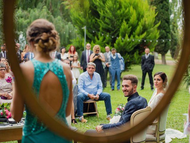 La boda de José y Alejandra en Alfajarin, Zaragoza 31