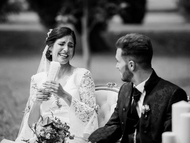 La boda de José y Alejandra en Alfajarin, Zaragoza 34