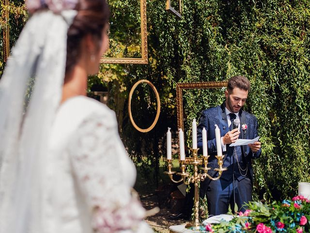 La boda de José y Alejandra en Alfajarin, Zaragoza 36