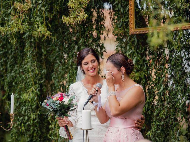 La boda de José y Alejandra en Alfajarin, Zaragoza 37