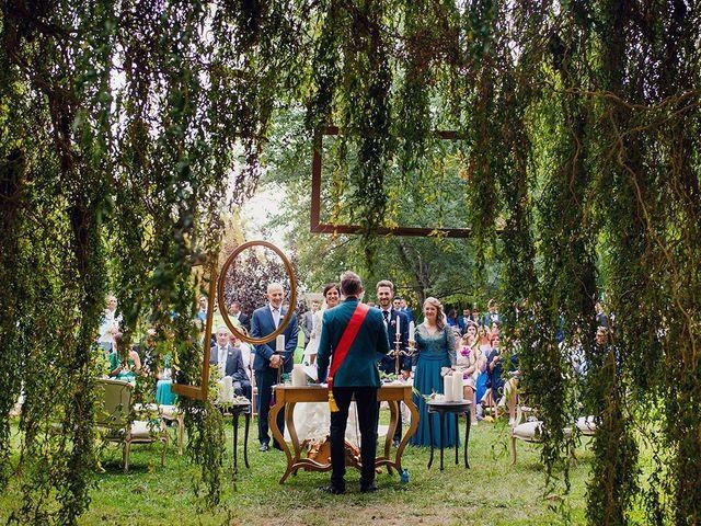 La boda de José y Alejandra en Alfajarin, Zaragoza 38