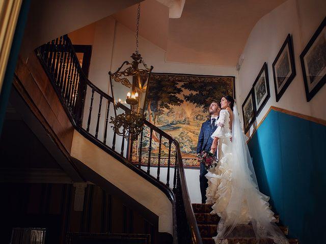 La boda de José y Alejandra en Alfajarin, Zaragoza 49